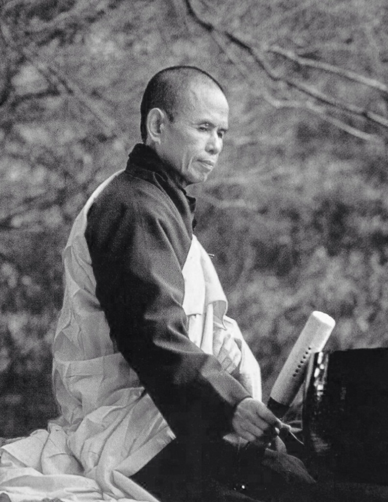 Triết lý Phật Giáo về tình yêu qua lời kể của Thiền sư Thích Nhất Hạnh.